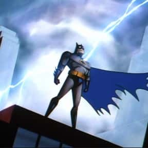 Batman: The Animated Series is listed (or ranked) 1 on the list Every Version of Batman You Can Watch, Ranked