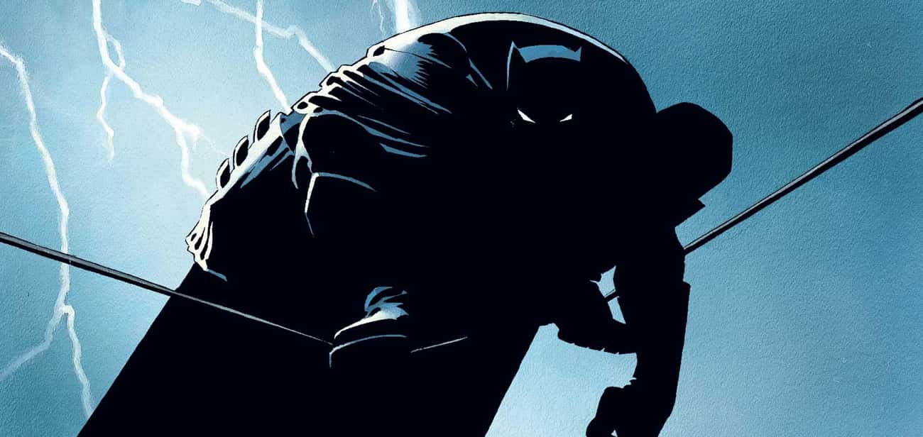 The Dark Knight Returns is listed (or ranked) 3 on the list The Best Batman Storylines of All Time