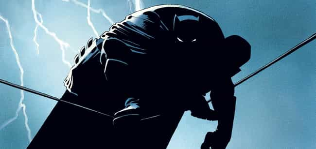 Batman: The Dark Knight Return... is listed (or ranked) 3 on the list The Best Batman Storylines of All Time