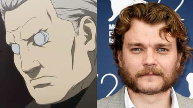 Batou is listed (or ranked) 2 on the list Live-Action American Versions Of Famous Anime Characters