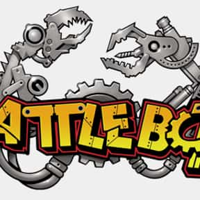 BattleBots is listed (or ranked) 1 on the list The Best Sports Competition Series Ever