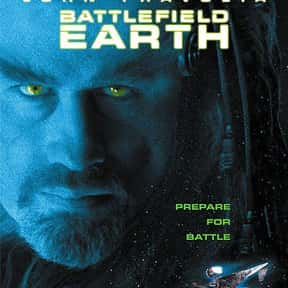 Battlefield Earth is listed (or ranked) 24 on the list The Worst Movies Of All Time
