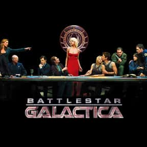 Battlestar Galactica is listed (or ranked) 1 on the list The Greatest Sci Fi Shows That Are Totally Dramatic