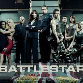 Battlestar Galactica is listed (or ranked) 4 on the list The Best Sci-Fi Television Series Of All Time