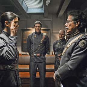 Battlestar Galactica is listed (or ranked) 2 on the list The Best TV Reboots & Revivals