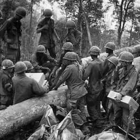 Battle of Hiep Hoa is listed (or ranked) 19 on the list Vietnam War Battles Involving the National Front For The Liberation Of South Vietnam