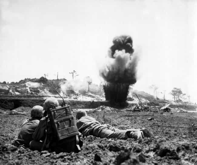 Battle of Okinawa is listed (or ranked) 3 on the list The 12 Most Consequential Final Battles In The History of Warfare