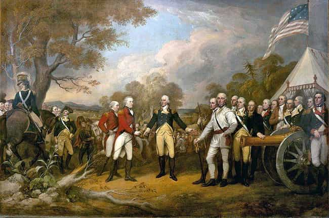Battles of Saratoga is listed (or ranked) 14 on the list The 14 Bloodiest Battles Ever Fought On American Soil