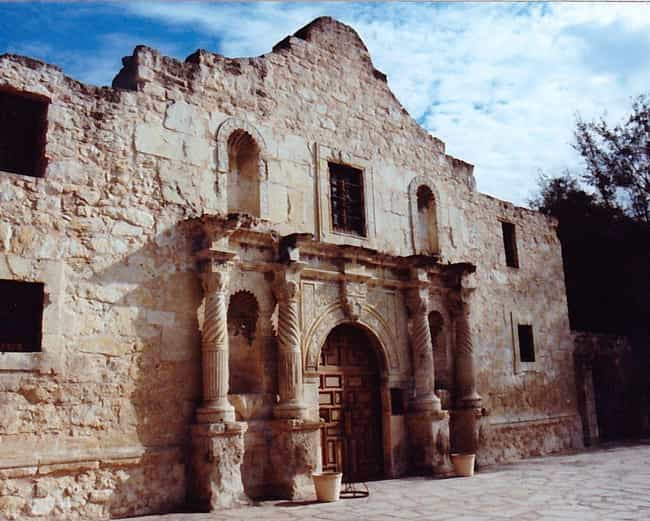 Battle of the Alamo is listed (or ranked) 3 on the list Historical Events You Most Wish You Could Learn About In Song