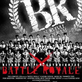 Battle Royale is listed (or ranked) 17 on the list The Best 2000s Thriller Movies