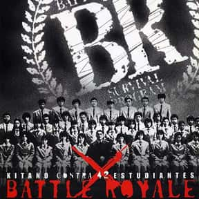 Battle Royale is listed (or ranked) 11 on the list The Best R-Rated Japanese Movies