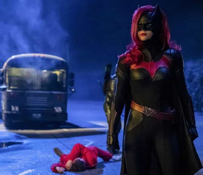 Batwoman is listed (or ranked) 1 on the list The Best Characters On 'Batwoman'