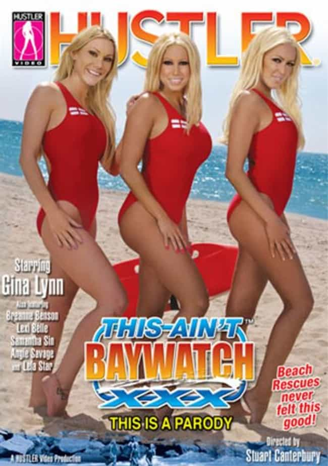 Baywatch is listed (or ranked) 1 on the list 39 TV Shows You Didn't Know Had Adult Video Parodies
