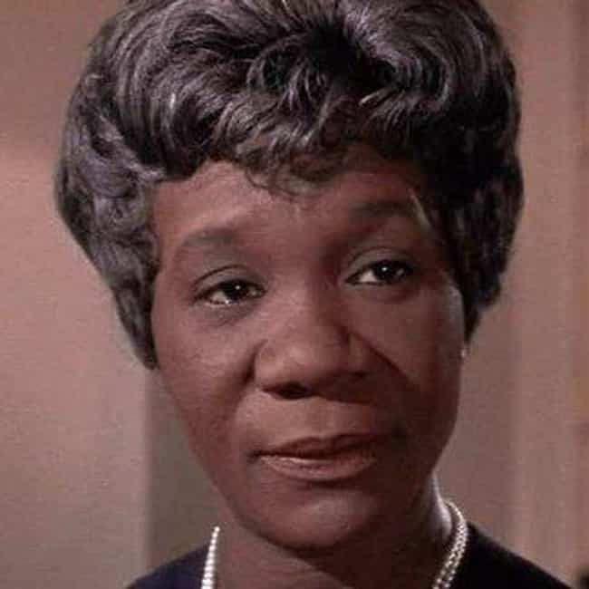 Beah Richards is listed (or ranked) 1 on the list The Bill Cosby Show Cast List