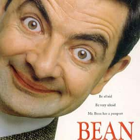 Bean is listed (or ranked) 4 on the list The Best Rowan Atkinson Movies