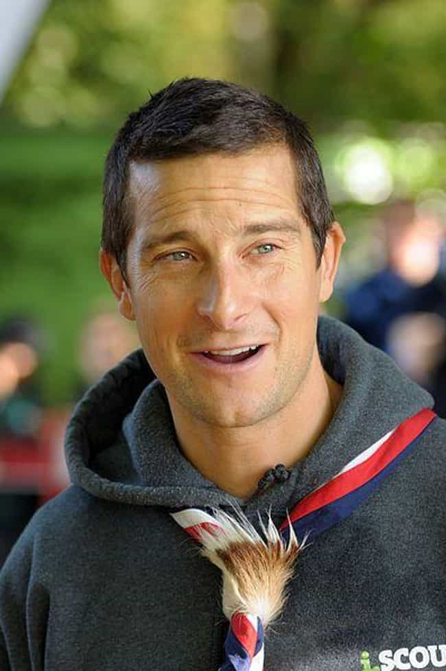 Bear Grylls is listed (or ranked) 1 on the list Famous Male Adventurers