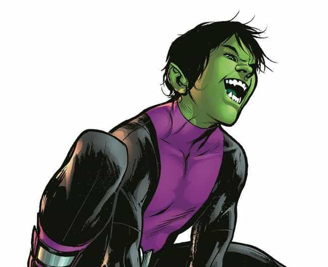 Beast Boy is listed (or ranked) 1 on the list The Best Shapeshifting Superheroes