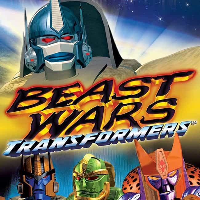 Beast Wars: Transformers... is listed (or ranked) 3 on the list The Best Transformers Shows Of All Time