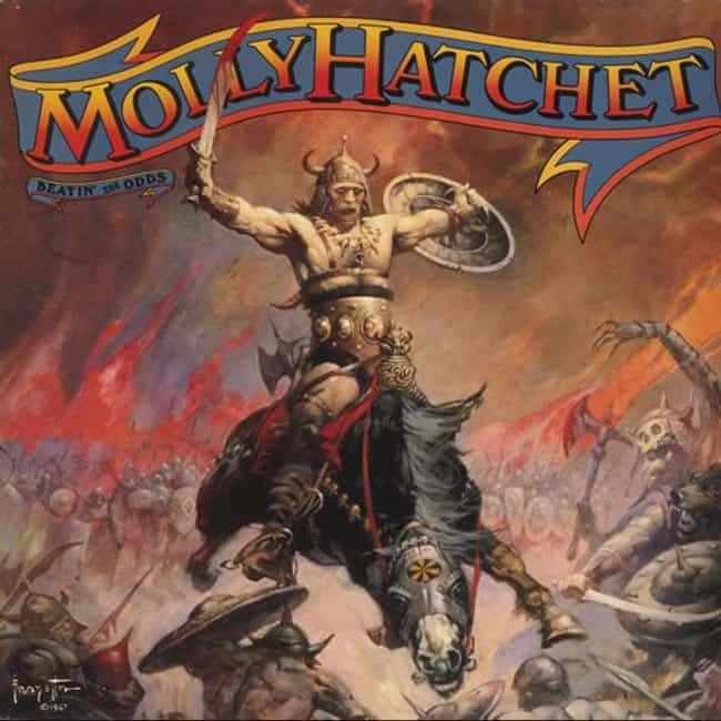 Beatin' the Odds is listed (or ranked) 3 on the list The Best Molly Hatchet Albums of All Time