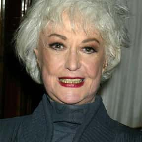Bea Arthur is listed (or ranked) 12 on the list Golden Apple Most Cooperative Actress Winners