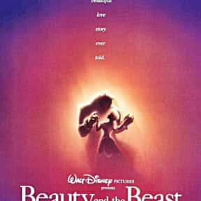Beauty and the Beast is listed (or ranked) 20 on the list The Best Oscar-Nominated Movies of the '90s