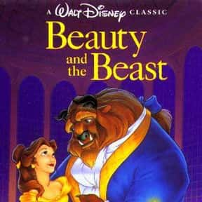 Beauty and the Beast is listed (or ranked) 4 on the list The Best '90s Cartoon Movies