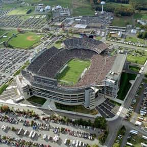 Beaver Stadium is listed (or ranked) 7 on the list The Best College Football Stadiums