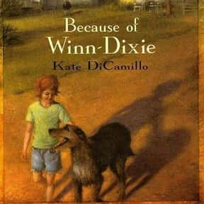 Because of Winn-Dixie is listed (or ranked) 6 on the list The Best Books for Fourth Graders