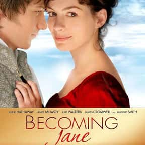 Becoming Jane is listed (or ranked) 16 on the list The Very Best Anne Hathaway Movies