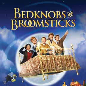 Bedknobs And Broomsticks is listed (or ranked) 12 on the list The Greatest Classic Films the Whole Family Will Love