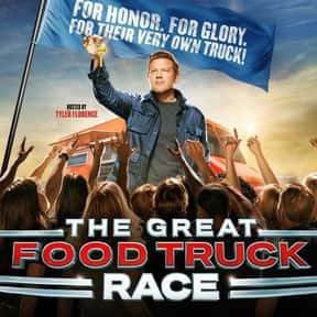 The Great Food Truck Race is listed (or ranked) 14 on the list The Most Watchable Cooking Competition Shows