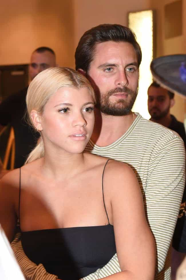 Scott Disick is listed (or ranked) 1 on the list Sofia Richie Loves and Hookups