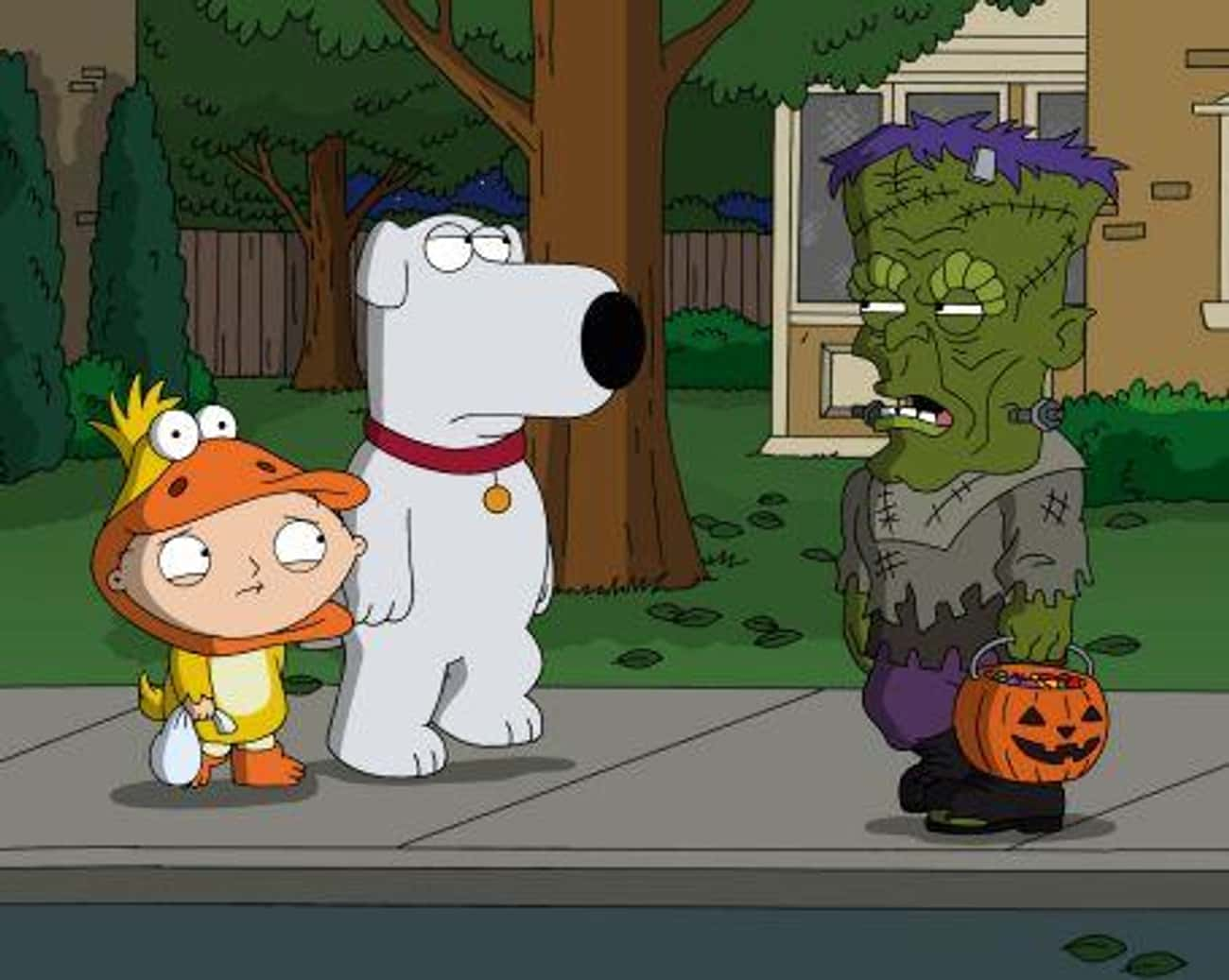 Halloween on Spooner Street