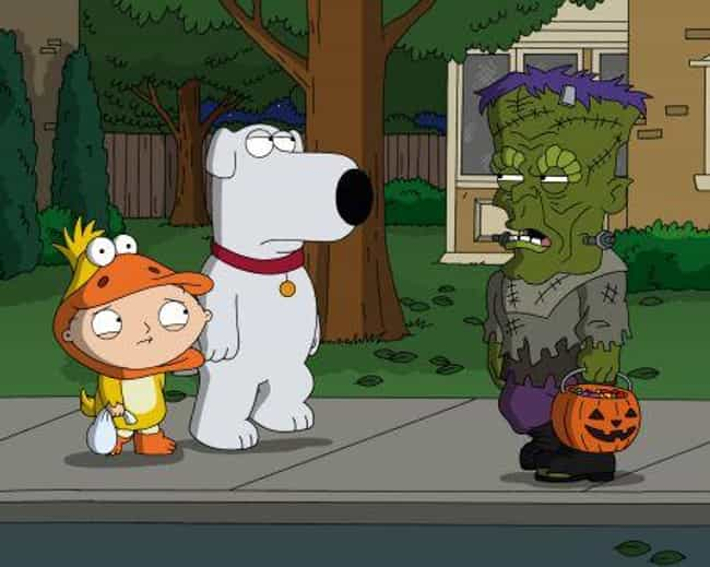 Halloween on Spooner Street is listed (or ranked) 1 on the list The Best Halloween Episodes On Family Guy