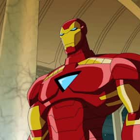 The Avengers: Earth's Migh is listed (or ranked) 4 on the list The Best Iron Man Versions Of All Time