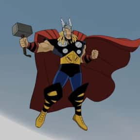 The Avengers: Earth's Migh is listed (or ranked) 12 on the list The Best Thor Versions Of All Time