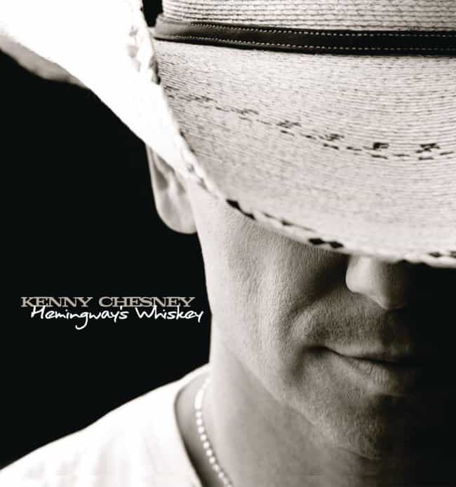 Hemingway's Whiskey is listed (or ranked) 4 on the list The Best Kenny Chesney Albums of All Time