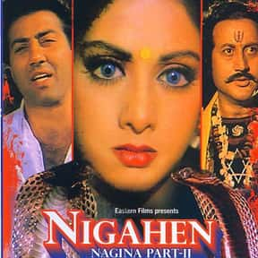 Nigahen: Nagina Part II is listed (or ranked) 12 on the list The Best Sridevi Kapoor Movies