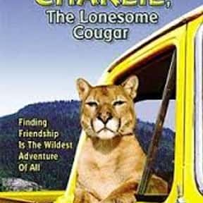 Charlie, the Lonesome Cougar is listed (or ranked) 19 on the list The Best 1960s Family Movies