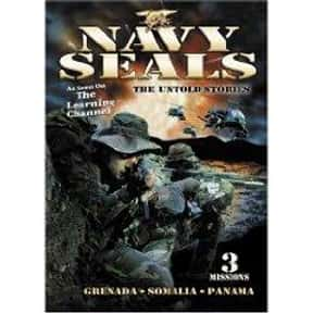 Navy Seals: The Untold Stories is listed (or ranked) 13 on the list The Best Movies About Navy Seals