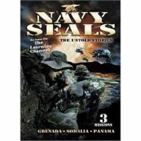 Navy Seals: The Untold Stories: Grenada, Somalia, Panama