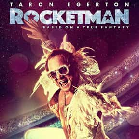 Rocketman is listed (or ranked) 14 on the list The Most Rewatchable Movie Musicals
