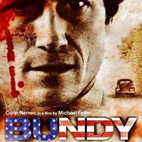 Bundy: An American Icon is listed (or ranked) 24 on the list Great Movies About Serial Killers That Are Totally Dramatic