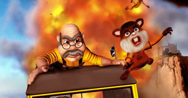 Sir Billi is listed (or ranked) 2 on the list The Worst CGI In Kids Movies