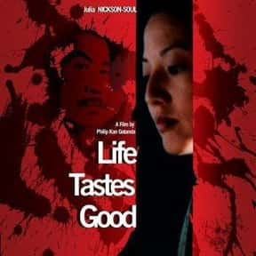 Life Tastes Good is listed (or ranked) 15 on the list The Best Julia Nickson-Soul Movies