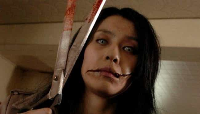 Carved: The Slit Mouthed Woman is listed (or ranked) 1 on the list 8 Creepy Urban Legends and Folktales That Inspired Foreign Horror Films
