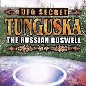 UFO Secret: Tunguska: The Russ is listed (or ranked) 22 on the list The Best Documentaries About Aliens
