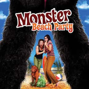 Monster Beach Party is listed (or ranked) 18 on the list The Best PG-13 Horror Movies
