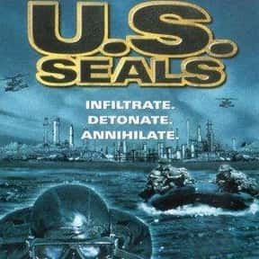 U.S. Seals is listed (or ranked) 19 on the list The Best Movies About Navy Seals