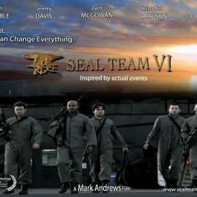 SEAL Team VI is listed (or ranked) 16 on the list The Best Movies About Navy Seals